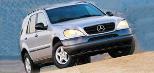 1998 Mercedes-Benz ML 320 Price, Review & Comparison - Road Test - Motor Trend