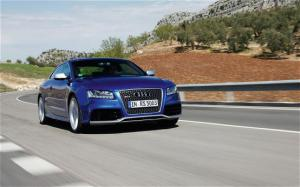 2013 Audi RS 5 First Test - Motor Trend