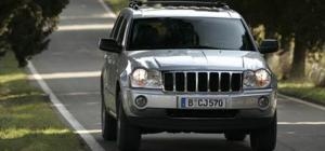 2006 Jeep Grand Cherokee - Review - Motor Trend