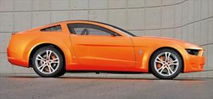 Giugiaro Ford Mustang Concept - First Drive - Motor Trend
