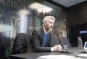 Full stans i TV 2-omsetning - nå jager Sandnes ny tv-milliard   Kampanje
