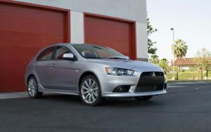 2010 Mitsubishi Lancer Sportback Ralliart First Test - Motor Trend