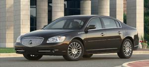 2009 Buick Lucerne - First Look - Motor Trend