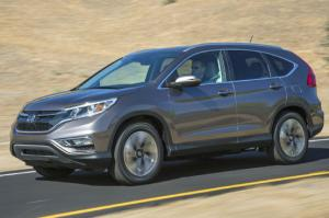 Honda CR-V - 20 Best-Selling SUVs of the Year