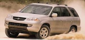 2001 Acura MDX SUV Road Test & Comparison - Motor Trend