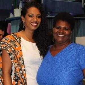Fundadora do Instituto Mão na Massa, Maria Helena Pereira estava atuando na linha de frente para ajudar os moradores na pandemia
