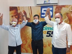 Doutor Hércules (MDB) retirou a pré-candidatura à Prefeitura de Vila Velha e indicou Ricardo Chiabai (Cidadania) para compor a chapa com Neucimar. Dias atrás, Chiabai estava no palanque de outro candidato, Arnaldinho Borgo (Podemos)