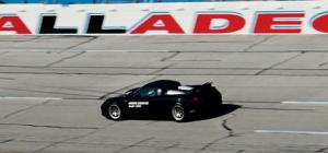 Jay Leno Racing the Porsche Carrera GT Racing at Talladega Motor Speedway - Motor Trend