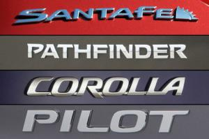 15 Unknown Places That Share Well-Known Vehicle Names