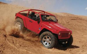 Moab 2009: Mopar Underground Design Team Vehicles at Easter Jeep Safari - Features - Motor Trend