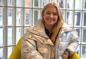 Pop-prinsesse får stjernehjelp av Westerdals-studenter | Kampanje