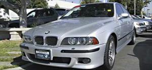 2000-2003 BMW 5 Series - Used Car Reviews - Motor Trend
