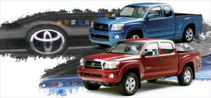 2005 Toyota Tacoma Doors & Seating - 2005 Truck of the Year Winner - Motor Trend
