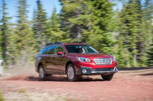 2015 Subaru Outback First Drive - Motor Trend