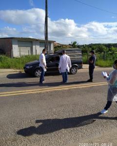 Prefeitura quer monitorar os veículos que vêm de Marataízes, da BR 101 e do Rio de Janeiro. Uma mulher do Estado vizinho, que procurou ajuda na cidade após sintomas e que foi transferida para a Serra, acabou morrendo