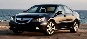 2009 Acura RL - Features, Price, and Specs - Quick Drive - Motor Trend