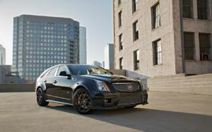 2011 Cadillac CTS-V Sport Wagon Specs - Motor Trend