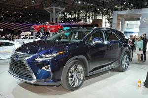 2016 Lexus RX First Look - Motor Trend