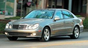 2003 Mercedes-Benz E500 Price, Review, Specs & Road Test - Motor Trend