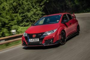 Honda Civic Type R Euro-Spec - First Drive Review - Motor Trend