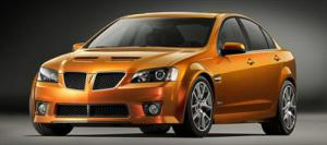 2009 Pontiac G8 GXP - Details - First Look - Motor Trend