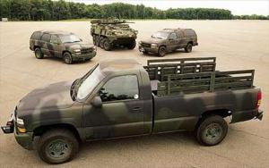 A Look at Military-Equipped Civilian-Made Vehicles - Truck Trend