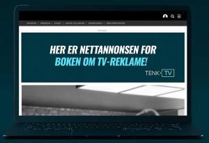 En contentartikkel om en TV-reklame for en bannerannonse for TV-reklame