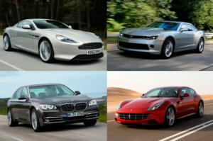 Ferrari FF - The 15 Worst Gas Guzzlers Offenders