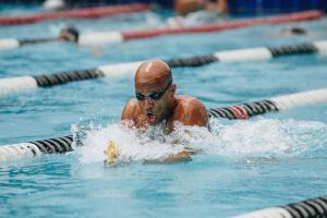 O nadador João Gomes Junior teve o resultado do teste divulgado nesta terça-feira (14)
