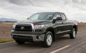 2010 Toyota Tundra Double Cab 4x4 First Test - Motor Trend