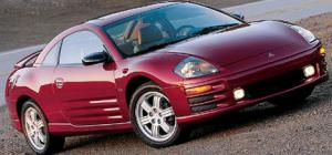 2000 Mitsubishi Eclipse GT - Motor Trend