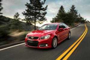 2014 Chevrolet SS Second Test - Motor Trend