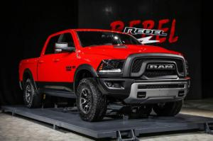 2015 Ram 1500 Rebel First Look - Motor Trend