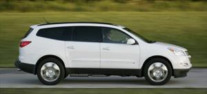2009 Chevrolet Traverse - First Drive - Motor Trend