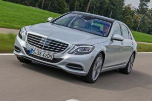 2015 Mercedes-Benz S550 Plug-In Hybrid Quick Drive