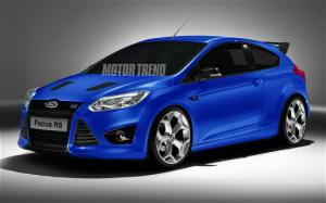 Hot Version of New Ford Focus