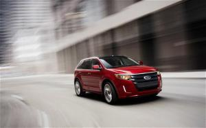 2011 Ford Edge Sport First Look - Motor Trend