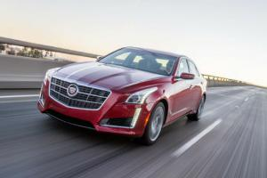 2014 Cadillac CTS Vsport Long-Term Arrival - Motor Trend
