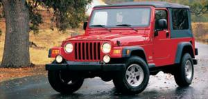 2005 Jeep Wrangler Accessories, Wheels & Tires & Performance - Road Tests - Motor Trend