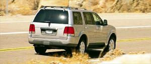 2003 Lincoln Aviator Power, Transmission, Engine & Chassis - Motor Trend
