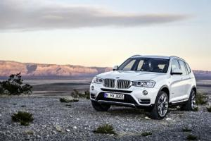 Diesel-Powered 2015 BMW X3 Achieves 34 MPG Highway - Motor Trend