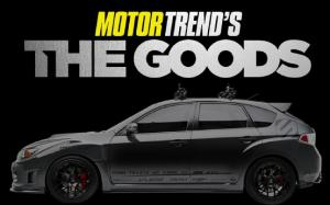 The Goods: April Edition - Motor Trend