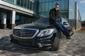 Celebrity Drive: Mike Greenberg, ESPN Host - Motor Trend