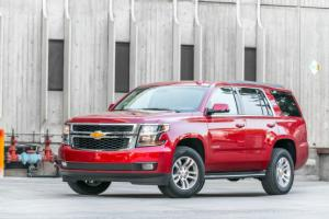 2015 Chevrolet Tahoe LT Review - Long-Term Arrival