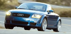 2004 Audi TT 3.2 Quattro Coupe - First Drive & Road Test Review - Motor Trend - Motor Trend