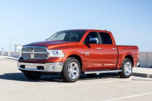 2013 Ram 1500 Laramie Crew Cab 4x4 Long-Term Update 2 - Motor Trend