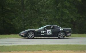 2002 Chevrolet Corvette Z06 -- Rudy Arias and John Oliver - One Lap of America 2009 - Motor trend