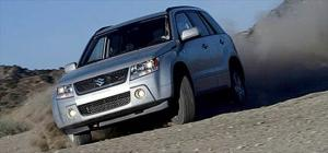 2006 Suzuki Grand Vitara - 2006 SUV of the Year Contenders - Motor Trend