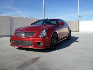 Would You Rather: Cadillac CTS-V Coupe, Sedan, or Wagon?