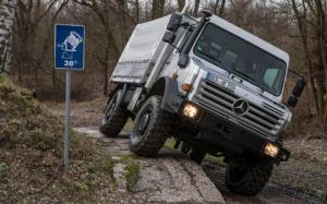 Explore the Mercedes Unimog's Off-Road Power in Ignition Video